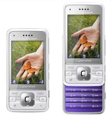 Latest Sony Ericsson C903