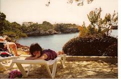 Me on Mallorca spring 1997...