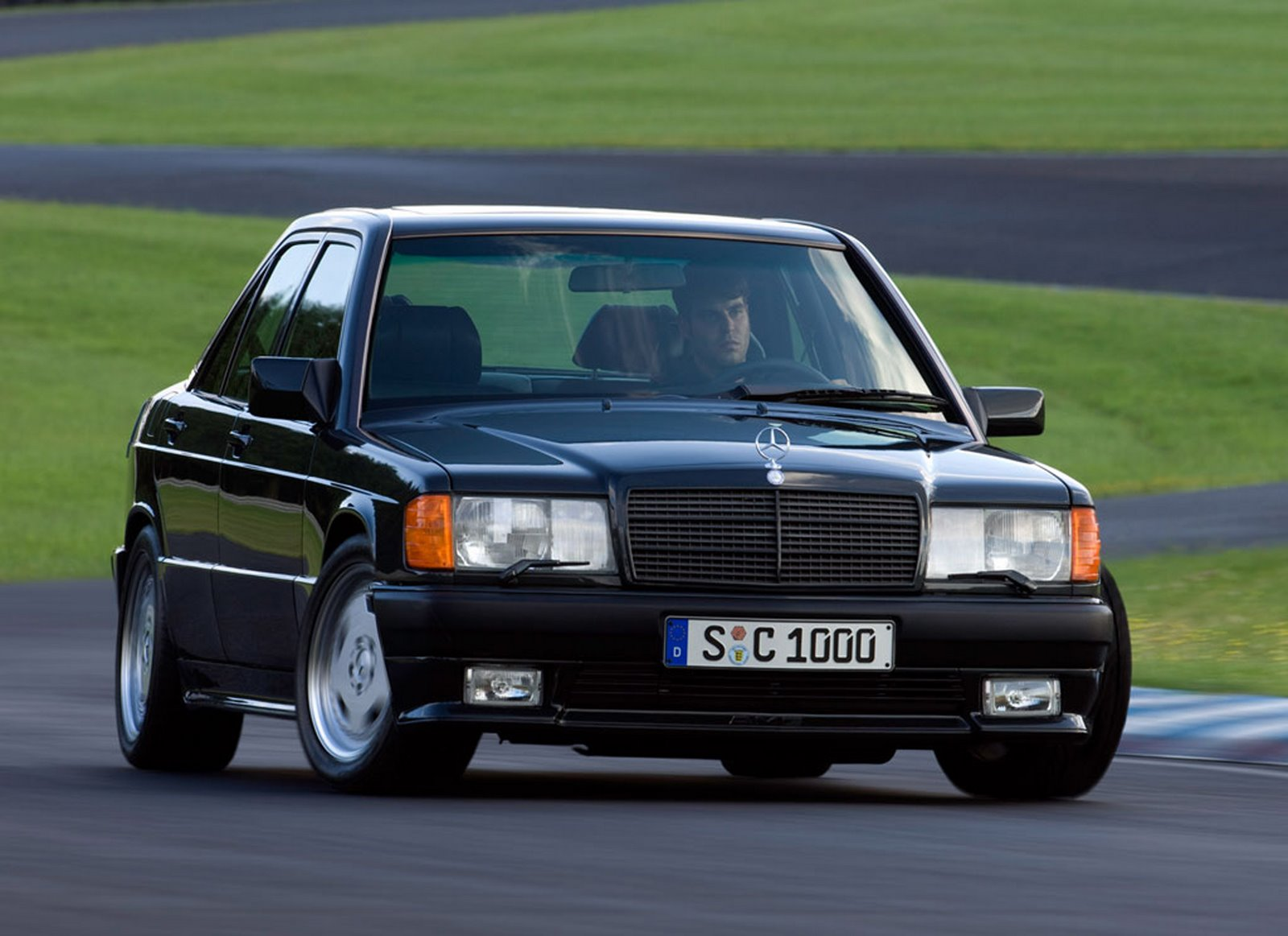 the mercedes 190e 2 5 16v is for pussies. Black Bedroom Furniture Sets. Home Design Ideas