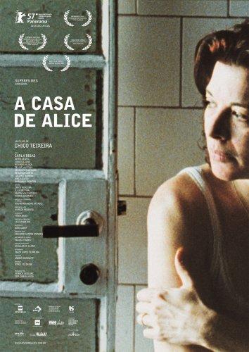 Filme Poster A Casa de Alice DVDRip XviD & RMVB Dublado