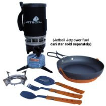 Jetboil Backcountry Gourmet Cooking Set 	 Jetboil Backcountry Gourmet Cooking Set