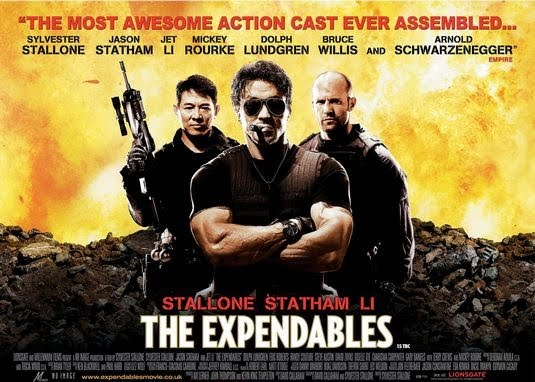 This new funny clip of the Expendables features Jet Li and Sylvester ...