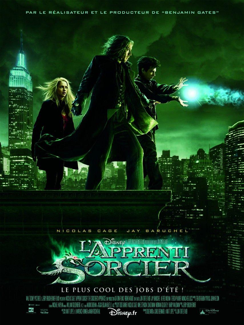 Sorcereru2019s Apprentice : Teaser Trailer