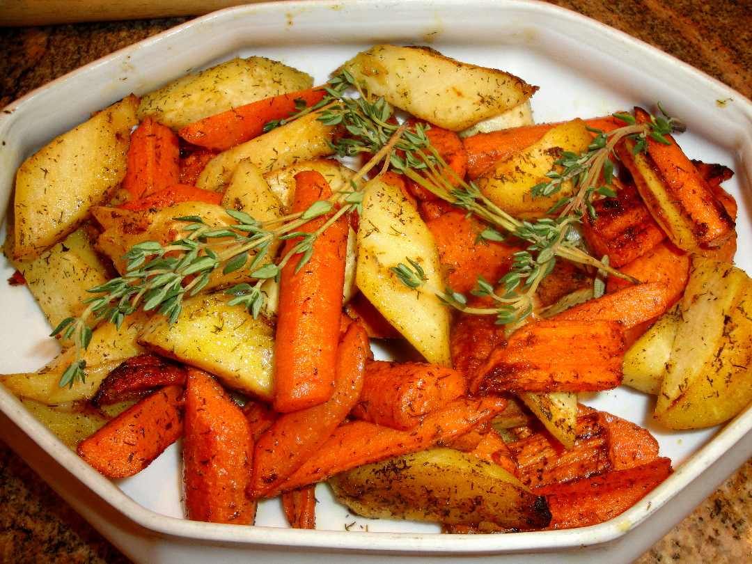 Fairytale Feasts: Fairytale Thanksgiving Feasts: Side Dishes