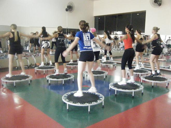 aula de jump..