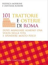 101 osterie e trattorie di Roma dove mangiare almeno una volta nella vita