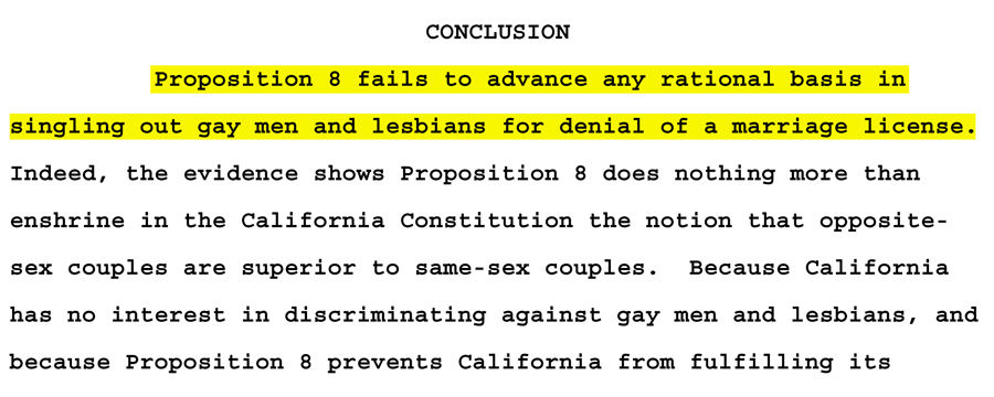 california overturns gay marriage blog