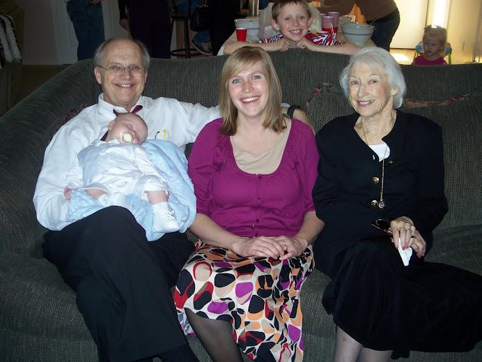Grandma Dorman