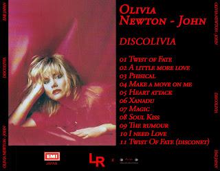 Olivia Newton-John - Discolivia