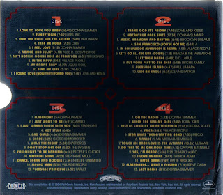 THE CASABLANCA RECORDS STORY