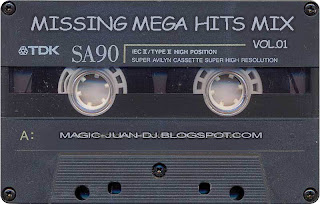 MISSING MEGA HITS MIX VOL 1