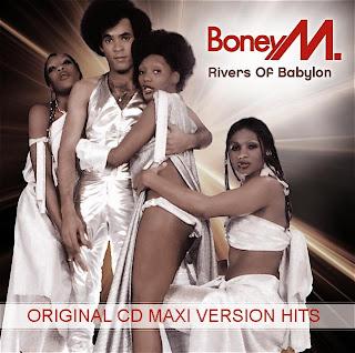 BONEY M - RIVERS OF BABYLON [CDM]
