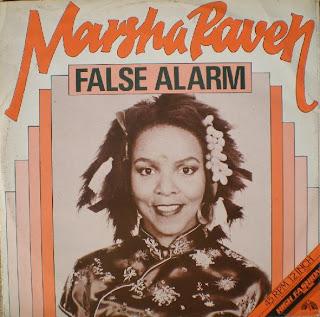 Marsha Raven - False Alarm