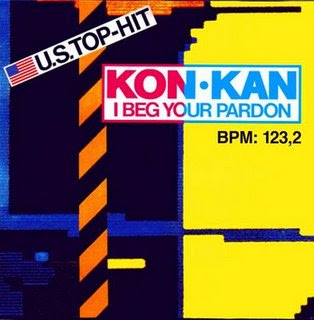 Kon Kan - I Beg Your Pardon (Maxi Single)