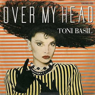 TONI BASIL - OVER MY HEAD [MAXI]