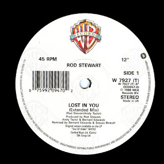 ROD STEWART- LOST IN YOU [MAXI]