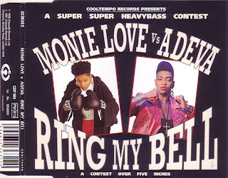 MONIE LOVE V/S ADEVA - RING MY BELL [CDM]