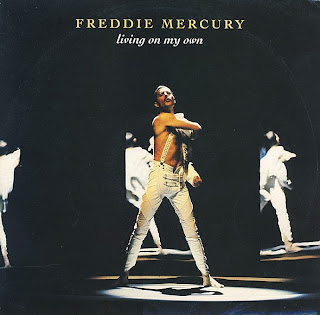 FREDDIE MERCURY - LIVING ON MY OWN [MAXI]