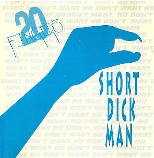 20 Fingers - Short Dick Man (Maxi Single)