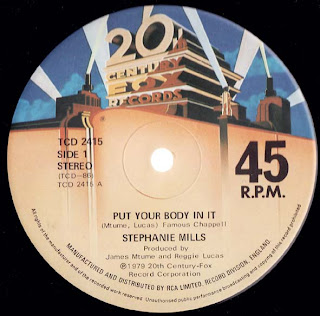 Stephanie Mills - Put Your Body In It (extended)