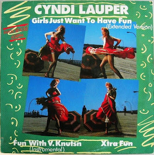 Cyndi Lauper - Girls Just Want To Have Fun (MAXIVINYL)
