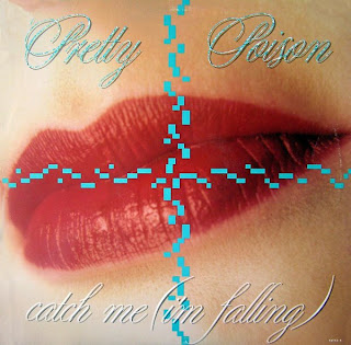 PRETTY POISON - CATCH ME (I'M FALLING) MAXIVINYL