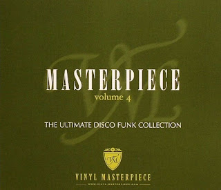 MASTERPIECE VOLUME 4 - THE ULTIMATE DISCO FUNK COLLECTION