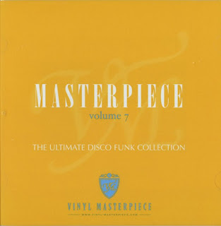 MASTERPIECE VOLUME 7 - THE ULTIMATE DISCO FUNK COLLECTION