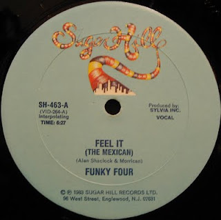 FUNKY FOUR - FEEL IT (THE MEXICAN)