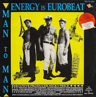 MAN TO MAN - ENERGY IS EUROBEAT