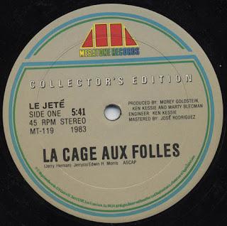 Le Jet?© - La Cage Aux Folles - extended
