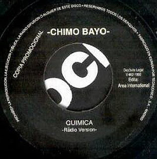 CHIMO BAYO - QUIMICA