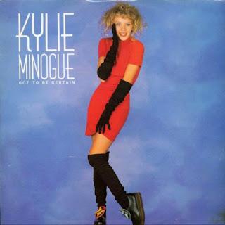KYLIE MINOGUE  - GOT TO BE CERTAIN (MAXIVINYL)