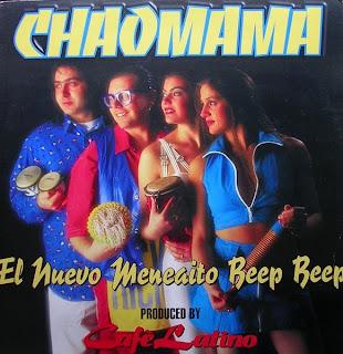 CHAOMAMA  - EL NUEVO MENEAITO BEEP BEEP ! (MAXIVINYL)