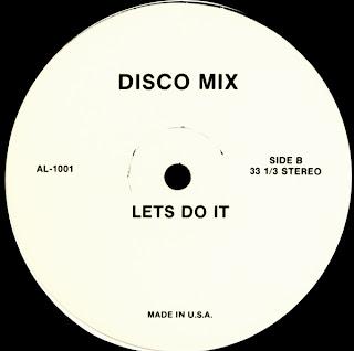 DISCO MIX - LETS DO IT
