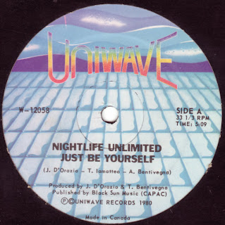 NIGHTLIFE UNLIMITED - JUST BE YOURSELF (EXTENDED)