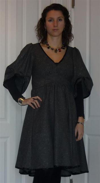 Robe-hiver-Vogue-1160-v1160