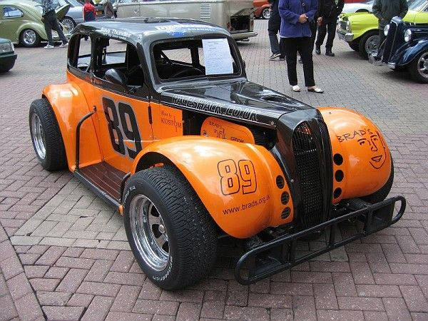 Gascap Motor S Blog Legend S Car A Small Race Car From The S