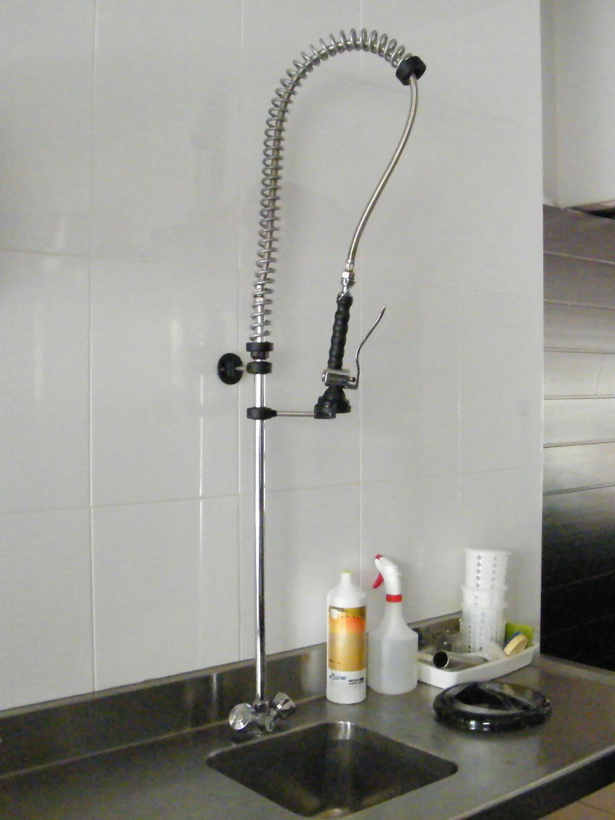 Venta material hosteleria segunda mano grifo de ducha dos for Hosteleria segunda mano