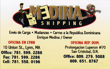 MEDINA SHIPPING
