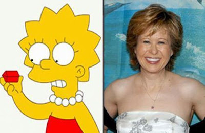 Yeardley Smith as Lisa Simpson