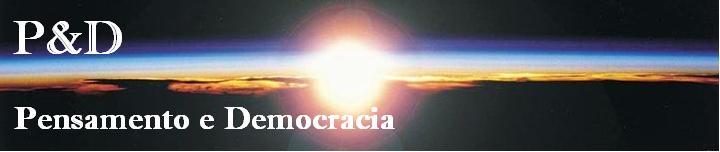 Pensamento e Democracia
