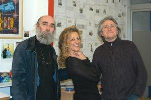 Margo Venegas(pintora),Joaquin Sicilia(arquitecto)