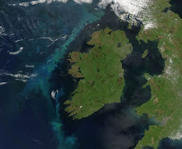 Bloom irlandais ©NASA