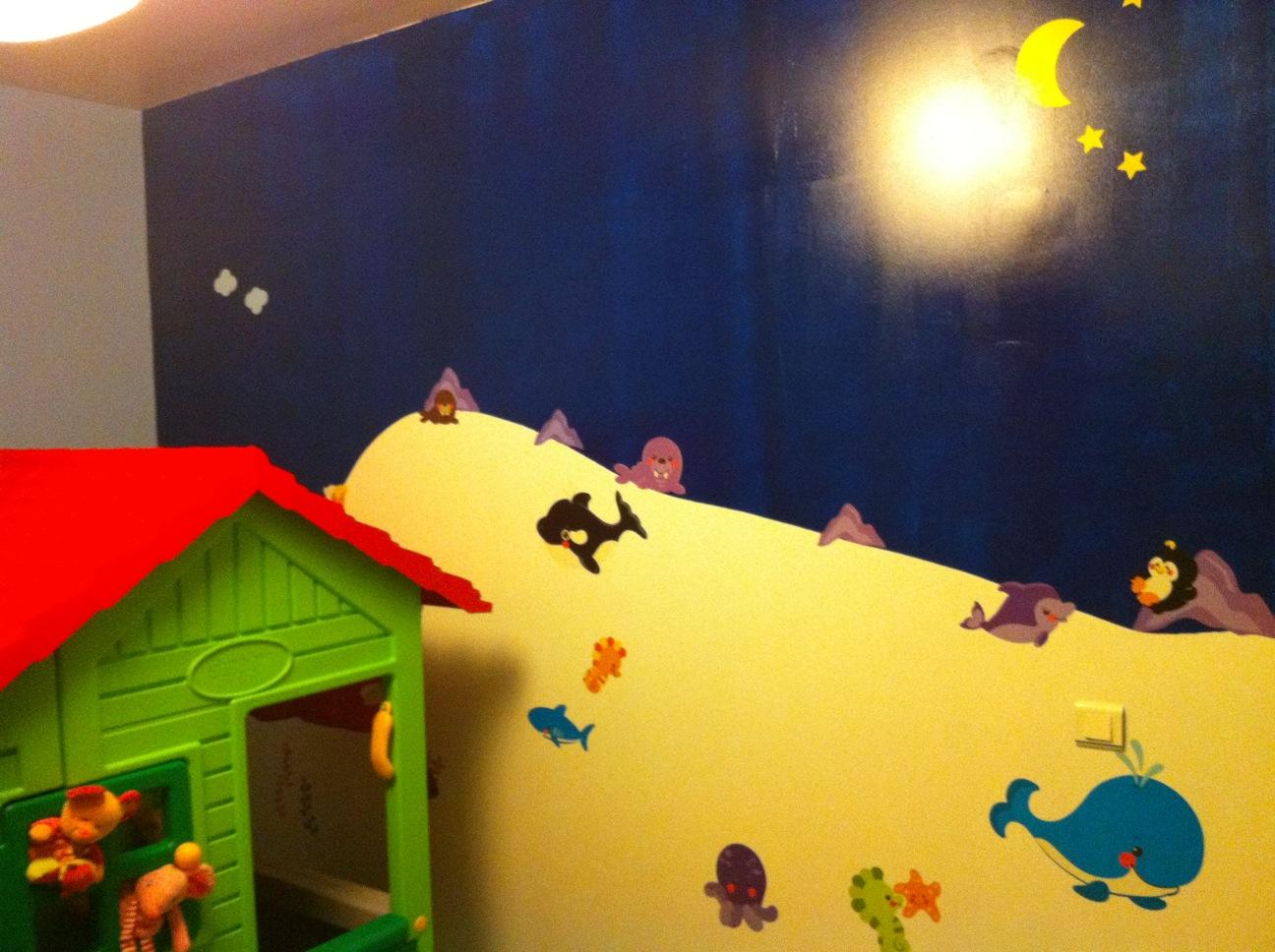 Decoration salle de jeux id es et conseils d co transformer une pi ce en sa - Idee deco salle de jeux ...