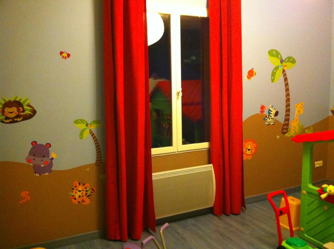 decoration salle de jeux id es et conseils d co transformer une pi ce en salle de jeux. Black Bedroom Furniture Sets. Home Design Ideas