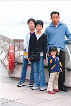 travelling at Hong Kong