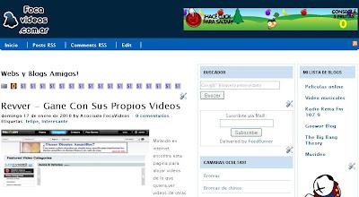 Excelente pagina para ver videos online 1