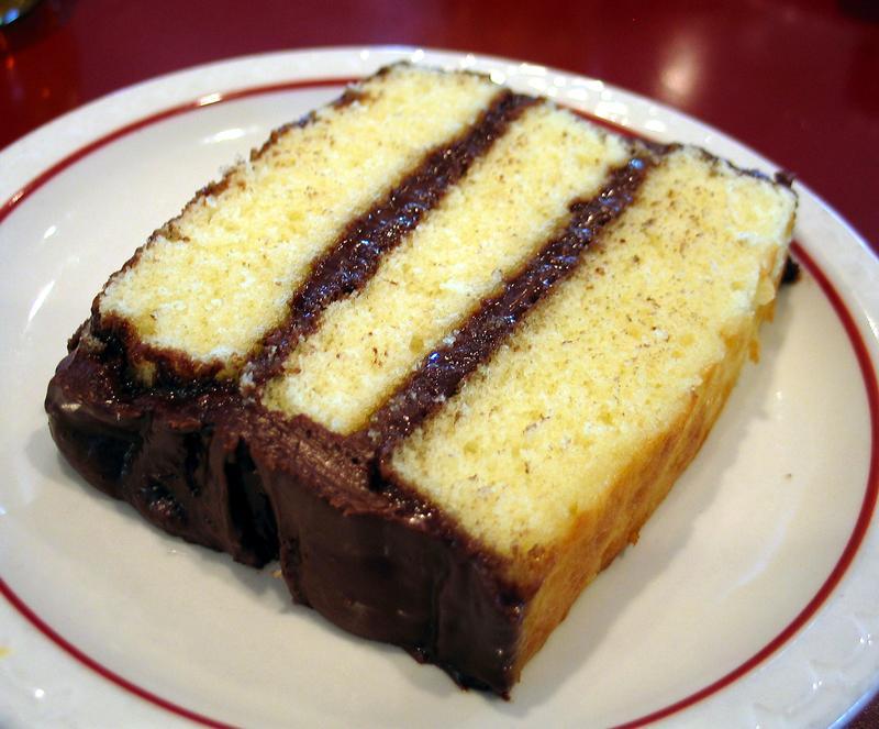 Goldencake Chocolate Frosting