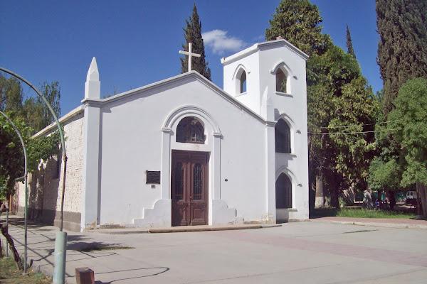 La Iglesia Maria Auxiliadora de Ing. Giagnoni